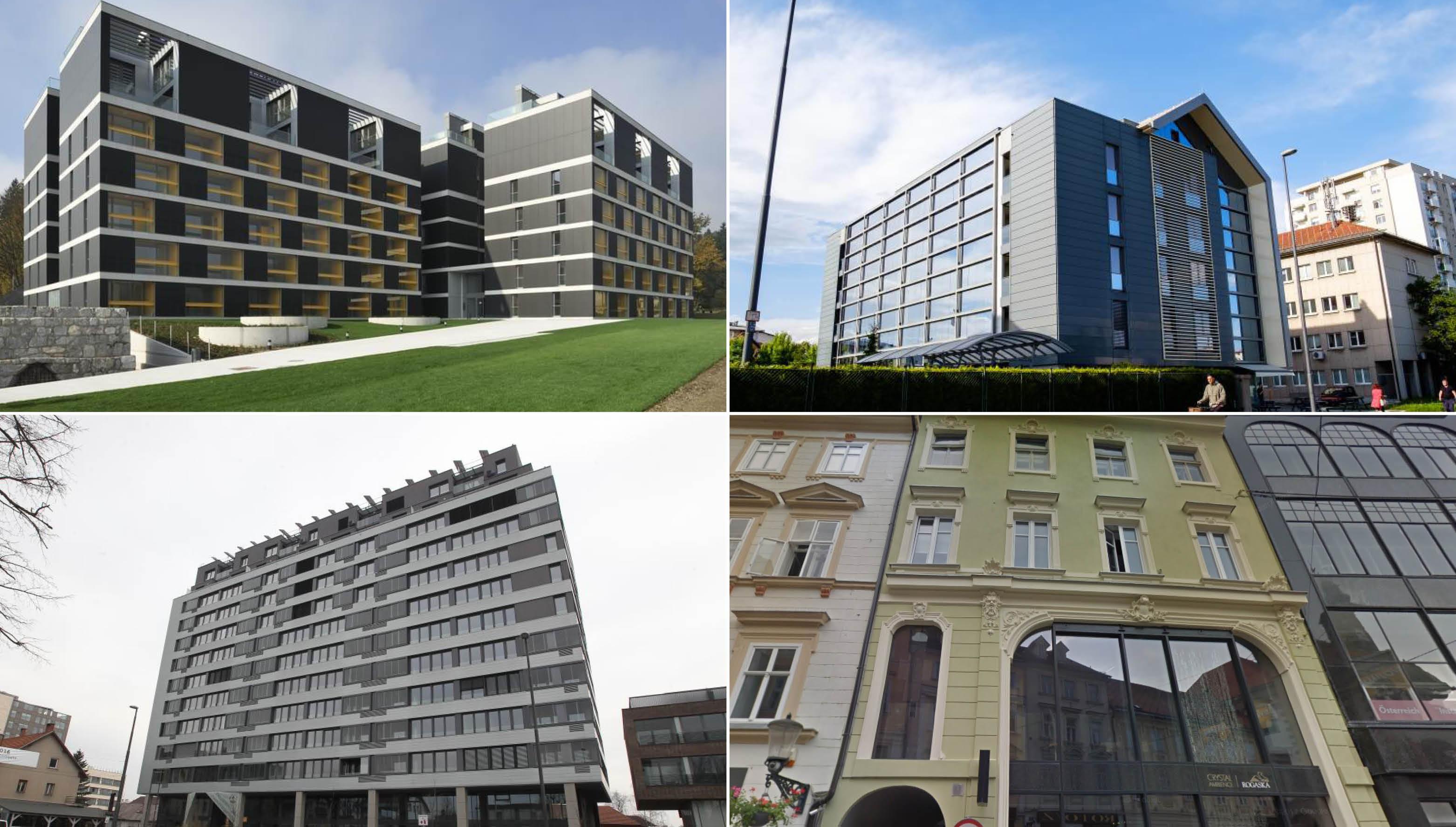 18 stanovanj v Ljubljani, ki jih boste lahko maja kupili na dražbah
