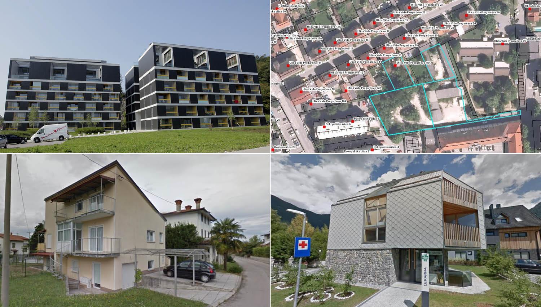 TOP dražbe: stanovanje in zemljišča v Ljubljani, apartma v Kranjski Gori, hiša v okolici Ljubljane ...