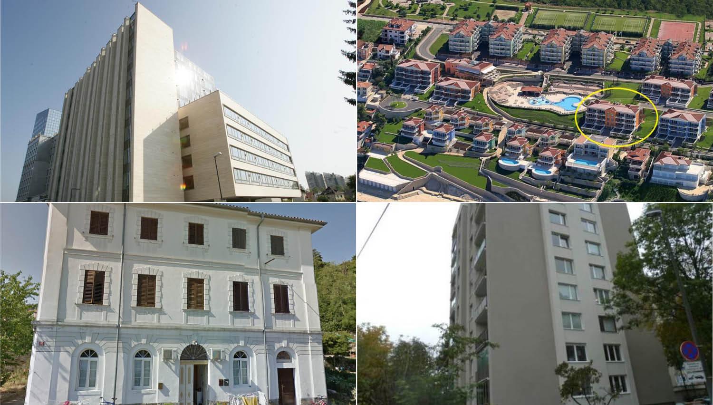 TOP dražbe: stanovanja v Ljubljani in Kopru, apartma v rezidenci Skiper in BMW kabriolet