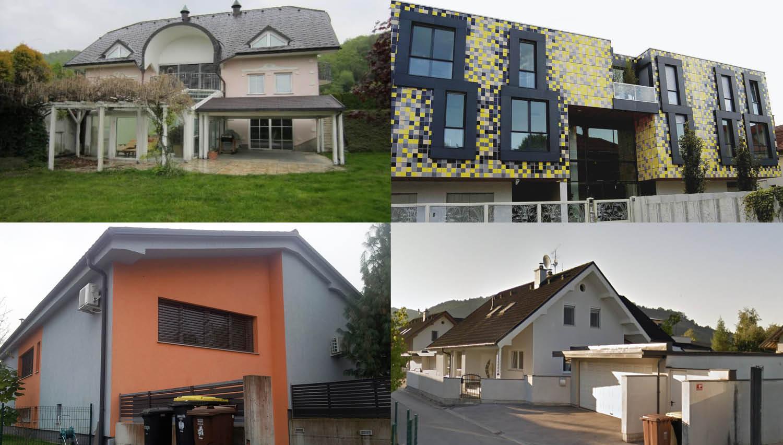 Te hiše in stanovanja v Ljubljani in okolici boste lahko kupili na dražbah