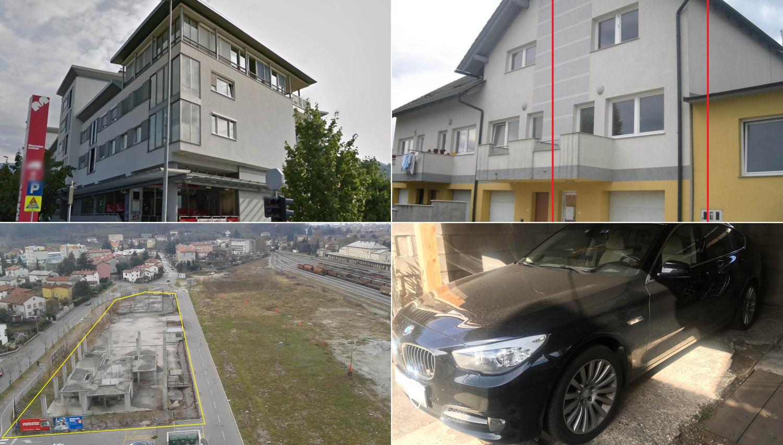 TOP dražbe: stanovanje v Kamniku, pol dvojčka v Domžalah, BMW serije 5 GT, zemljišče v Novi Gorici ...