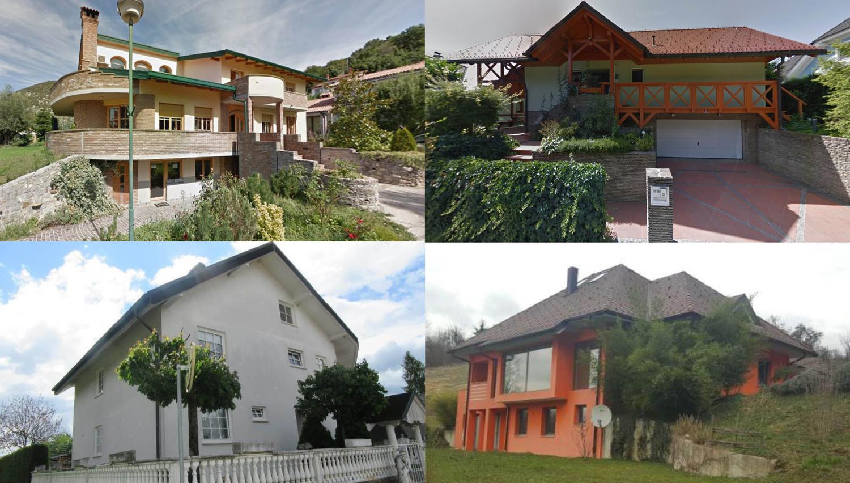 Te hiše boste lahko na dražbah kupili do konca septembra