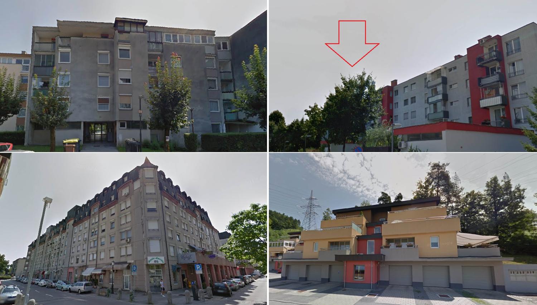Teh 13 stanovanj v Ljubljani boste lahko kupili na dražbah