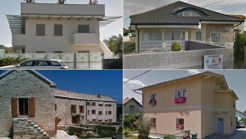 TOP dražbe: apartmajske in stanovanjske hiše v Sloveniji in na Hrvaškem ter stanovanje na Jesenicah