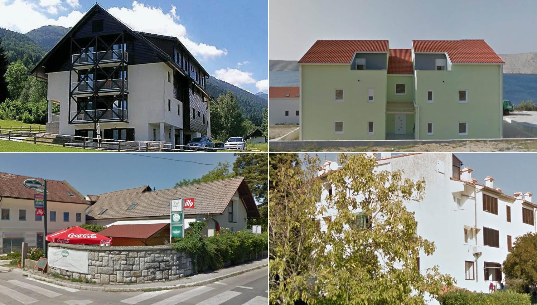 TOP dražbe: apartmaji na Gorenjskem in na hrvaški obali, objekt pri Koseškem bajerju in tržnica v Šiški
