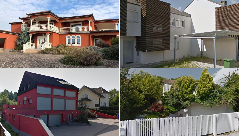 To je 10 hiš, ki bodo na dražbah naprodaj maja