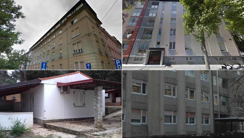 TOP dražbe: stanovanja v Ljubljani in Mariboru, počitniške hiše na Lošinju in hiša v Piranu