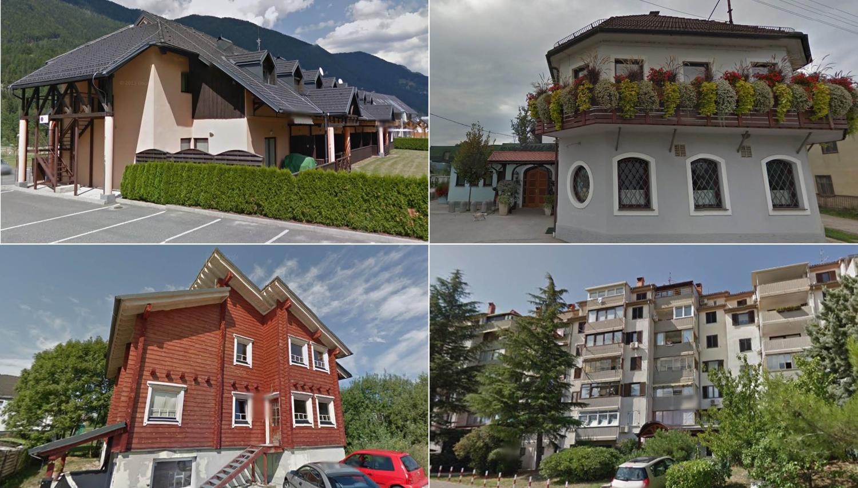 TOP dražbe: apartmaja v Kranjski Gori, stanovanje v Ankaranu, hiša na Brezovici, hotel Ormož ...