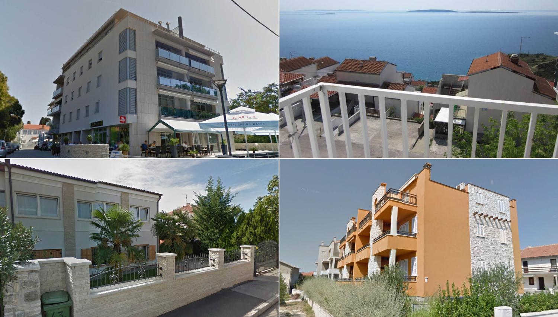 Dražbe od Istre do Dalmacije: 25 apartmajev in hiš na hrvaški obali