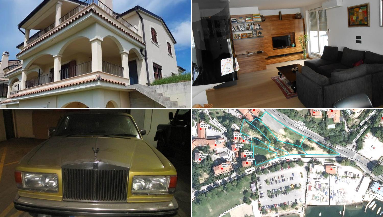 TOP dražbe: Stanovanje v Ljubljani, polovica dvojčka v Ankaranu, stavbna zemljišča v Bernardinu, zemljišči na otoku Krku ...