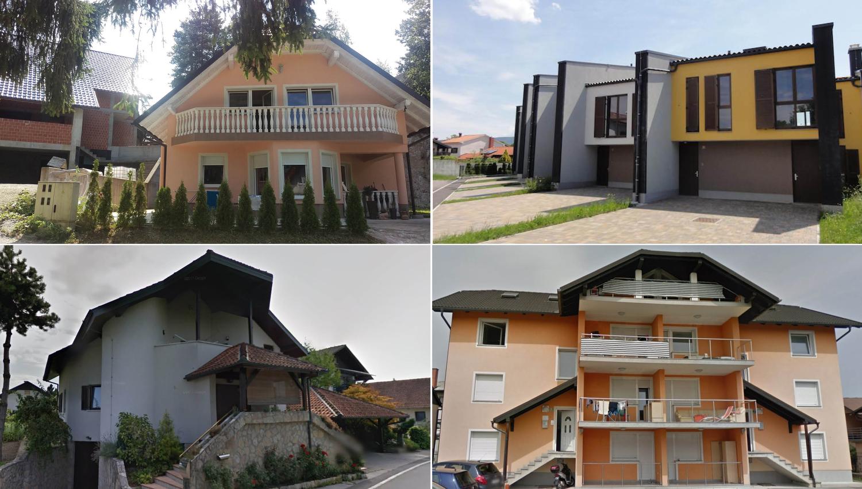 Julijski pregled hiš, ki bodo na voljo na dražbah
