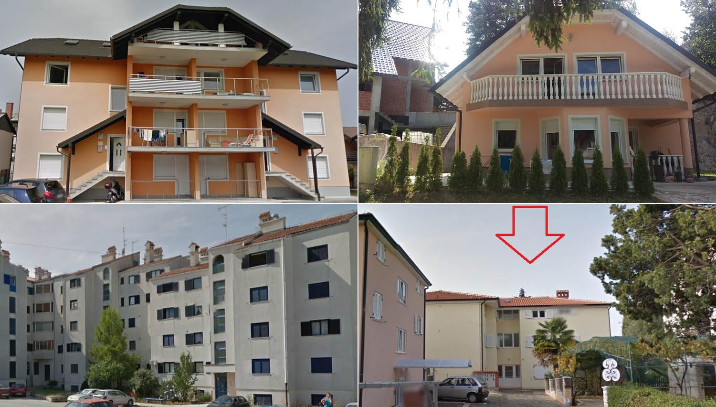 TOP dražbe: apartmaji v Novigradu in Pulju, hiše v Ljubljani, Pirničah in Turjaku, ...