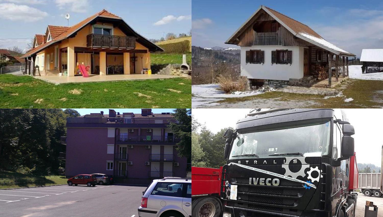 TOP dražbe: hotel v Luciji, gostilna v Ljubljani, hiša na Vrhniki in pri Mariboru, tovornjaki ...