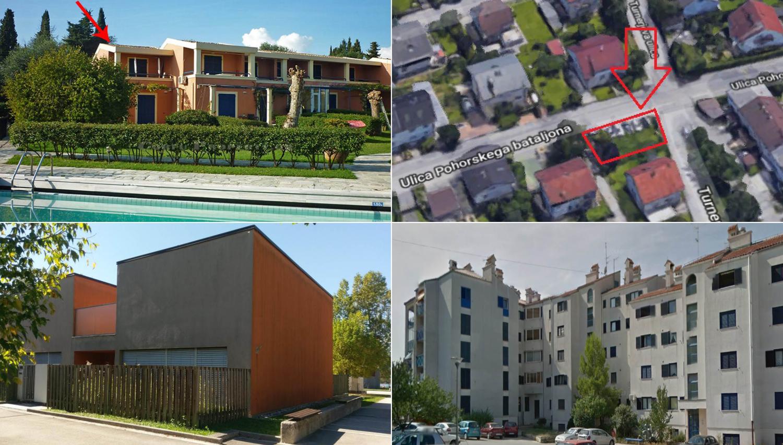 TOP dražbe: hiša in stavbno zemljišče v Ljubljani, počitniška hiša v Grčiji, apartma v Pulju ...