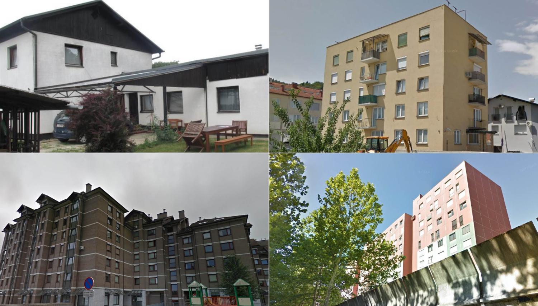 TOP dražbe: stanovanja v Ljubljani in Domžalah, hiša v Mariboru, športna dvorana na Ptuju