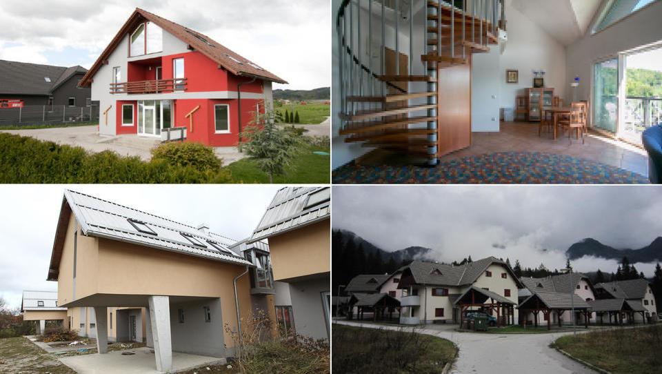TOP dražbe: Hiše, apartmaji, stanovanja, avti in zemljišča…