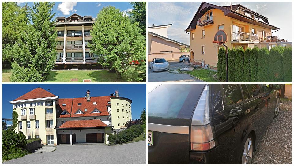 TOP dražbe: Stanovanji v Kranjski gori in Škofljici, saab 9-3, hotel Elizabeta in najem Vile Otočec