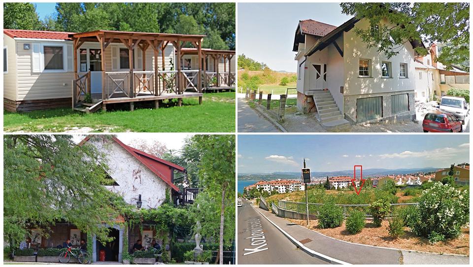 TOP dražbe: Mobilne hiše, hiši v Ljubljani in Kamniku, gostilna v Ljubljani, zemljišče na Obali
