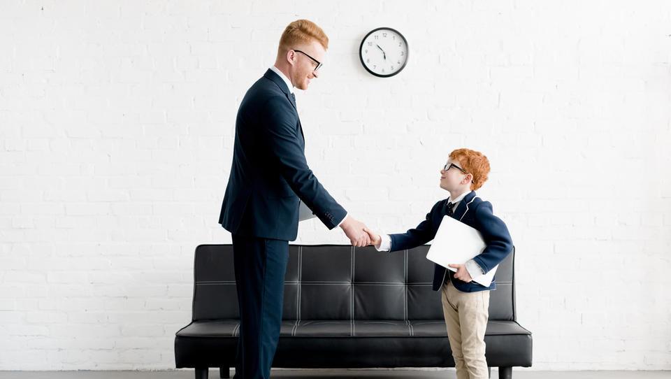 Le vsak četrti šef družinskega podjetja ve, kdo ga bo nasledil