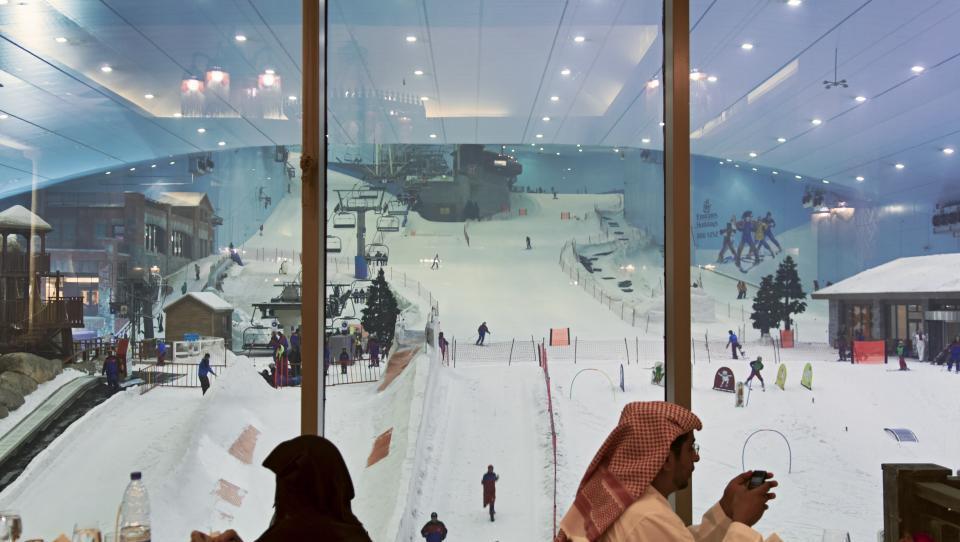 Smučanje v Dubaju, Afriki? Zakaj pa ne!
