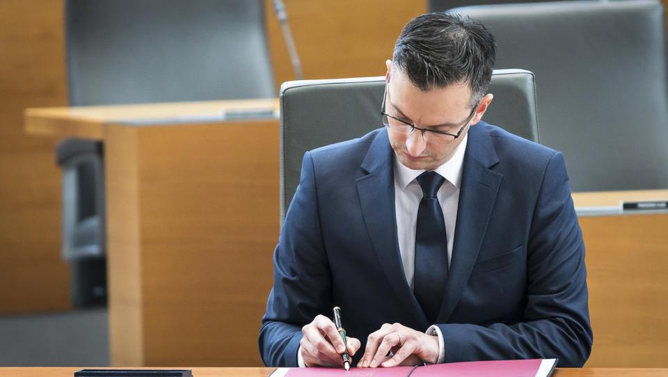 Iz LMŠ: ta ministrstva dobijo stranke, koalicijska pogodba bo podpisana do prihodnjega petka