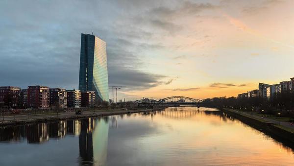 Raste pričakovanje trgov, da bo ECB na junijskem zasedanju okrepila protikrizne spodbujevalne ukrepe