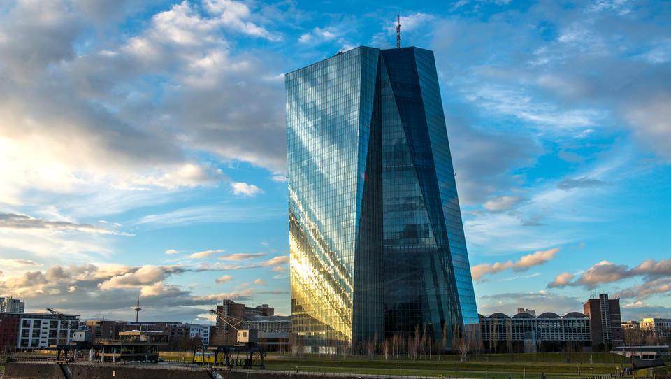 ECB je presodila, da evrsko območje potrebuje spodbudo, zato je oživila neto odkupe obveznic in sklestila depozitno obrestno mero na –0,5 odstotka
