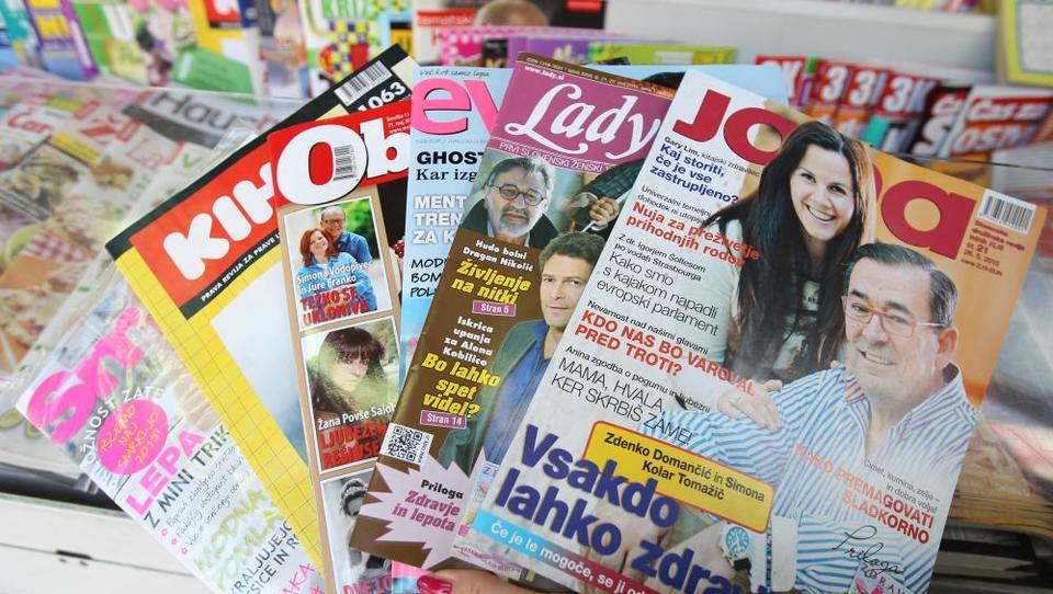 Bo blagovne znamke Dela Revij za 800 tisoč evrov v roke dobil Odlazek?