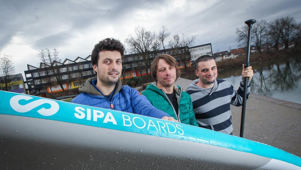 SipaBoards že zbral zastavljenih 150 tisoč dolarjev