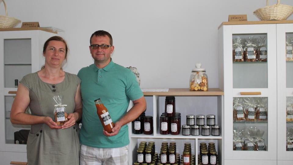 Kmetija Poprask-Potočnik se bo širila v turizem