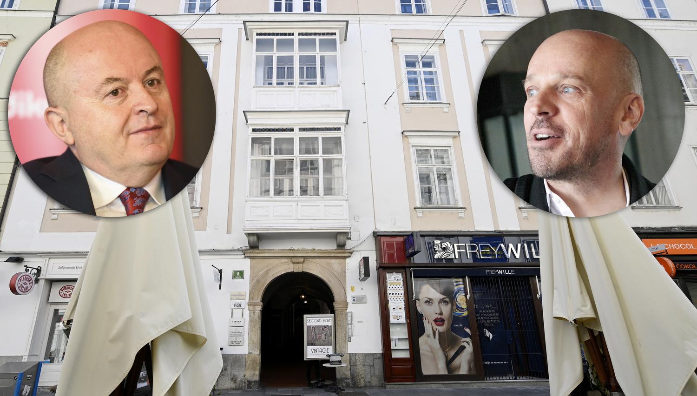 Rastoder kupil Jankovićeve pisarne. Dogovorjen posel? ''Absolutno ne!''
