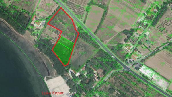 Electina zemljišča v Ankaranu v roke DBS