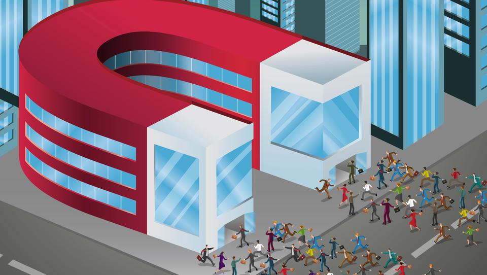 10 praks, kako top podjetja krepijo ugled delodajalca