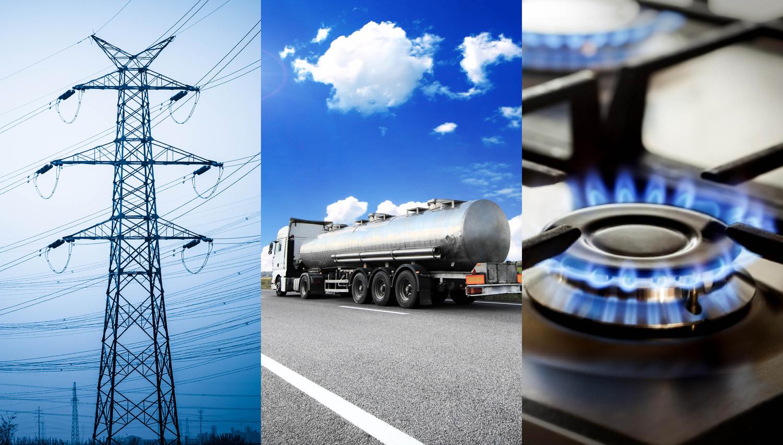 V energetiki se vse draži: kurilno olje, plin, elektrika …
