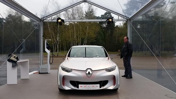 Renaultov litrski avto za ceno clia