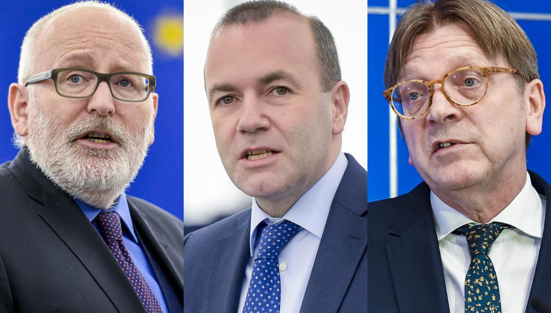 Pregled programov na evropskih volitvah: Za kaj se zavzemajo vodilni kandidati, ki jim kaže najbolje