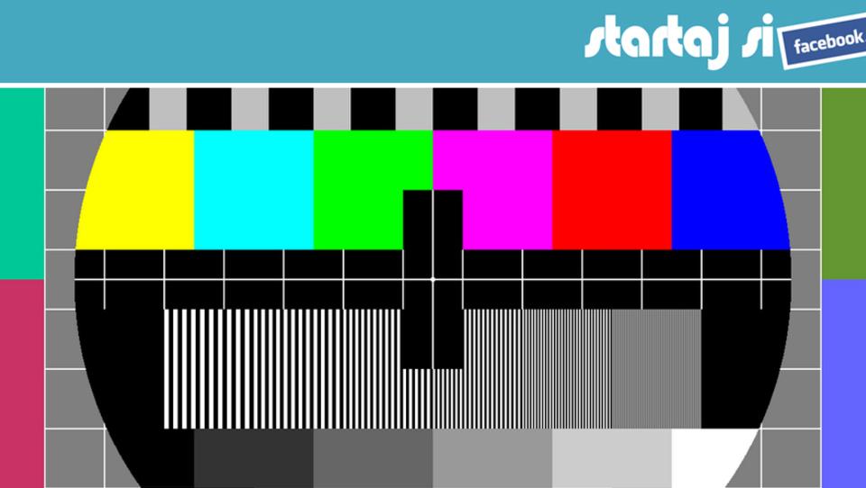 O eksperimentiranju in mamljivem klicu s televizije