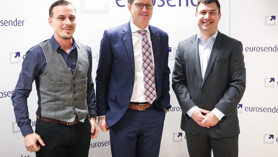 Eurosender s finančno injekcijo iz Luksemburga v Ljubljani odpira 40 novih delovnih mest