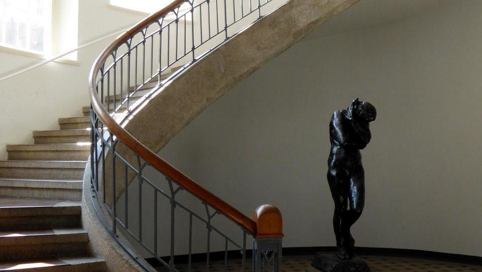Rodinova Eva - umetnina očeta sodobnega kiparstva se vrača na svoje mesto