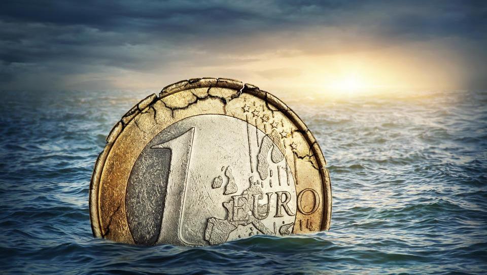 Žalostni novi evropski podatki: rast BDP 0,2%, inflacija 1,1%