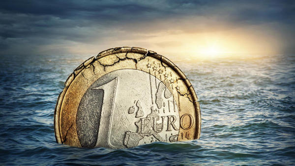 Eurostat: razmerje med javnim dolgom in BDP v evroobmočju prvič preseglo 100 odstotkov