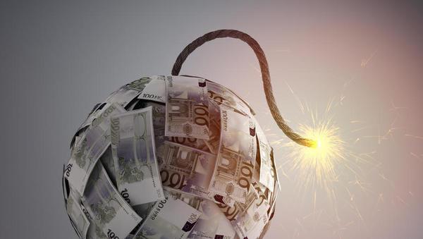 Bloomberg: koronavirus je težava za evro