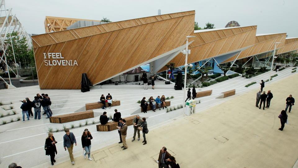Je to zaščita slovenščine ali norost? Murska Sobota ne sme svojega paviljona poimenovati Expano!
