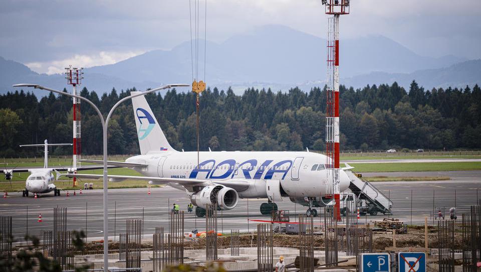 Stečajni upravitelj preverja interes za nakup Adrie Airways
