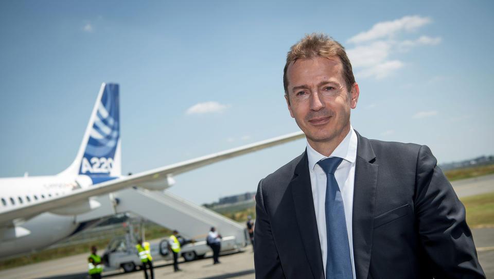 Na čelo skupine Airbus namesto Endersa prihaja Faury