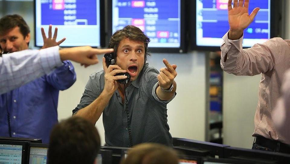 Zgodil se je največji upad New York Stock Exchange od avgusta 2011