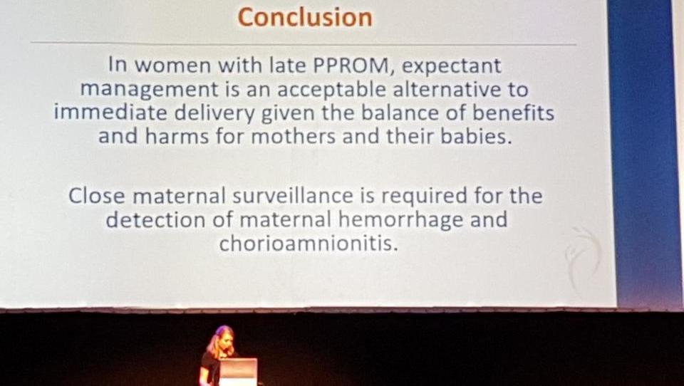 V Ljubljani kongres fetalne medicine