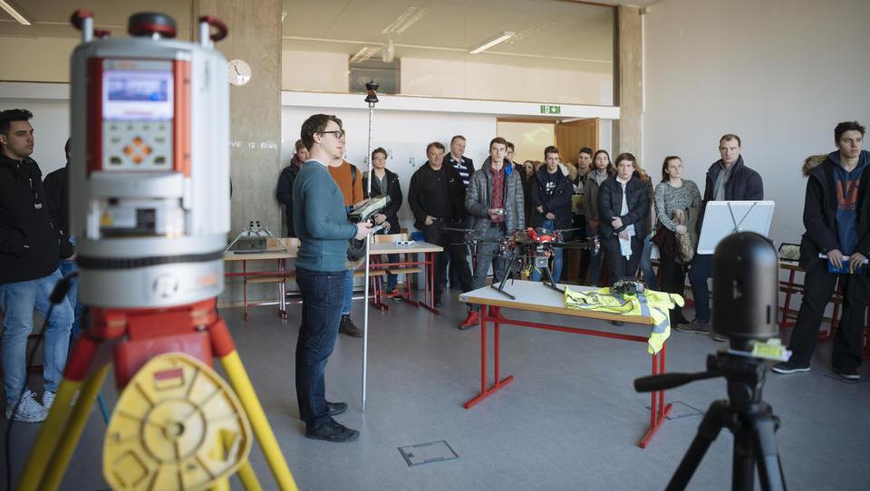 Ljubljansko Fakulteto za gradbeništvo in geodezijo konec tedna obiskalo veliko dijakov