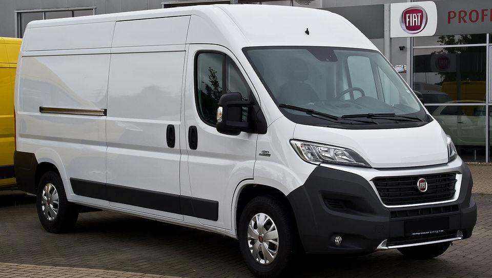 Fiatov ducato zaokrožil preporod gospodarskih vozil