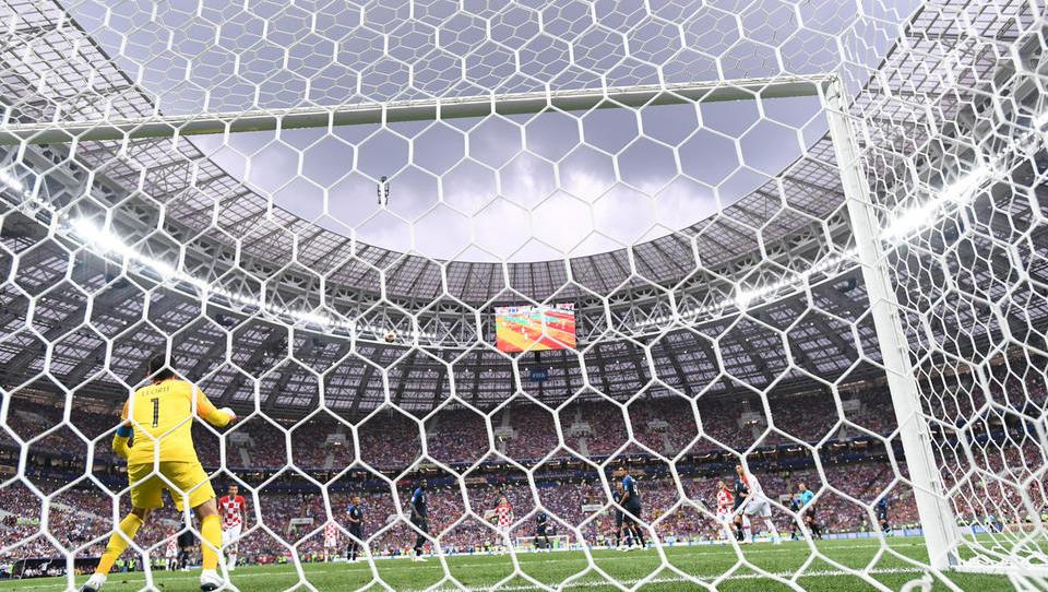 Nove tehnologije, ki so zaznamovale letošnje svetovno nogometno prvenstvo